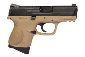 WE Tech Little Bird Dragon Scale GBB pistol (Tan)-Pistols-Crown Airsoft