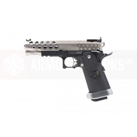 AW Custom HX2501 Hi-Capa Gas Blowback Airsoft Pistol-Pistols-Crown Airsoft