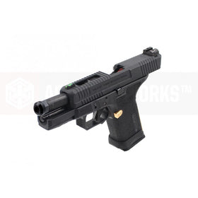 EMG / SALIENT ARMS INTERNATIONAL BLU COMPACT PISTOL (ALUMINIUM / GAS)-Pistols-Crown Airsoft