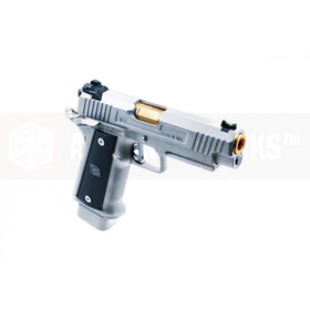 EMG SAI Salient Arms International 2011 4.3 GBB Pistol (Aluminum )-Pistols-Crown Airsoft