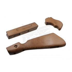 BLACK OWL GEAR WOOD CONVERSION KIT FOR M1A1-Accessories-Crown Airsoft