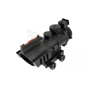 BOG SSC2001 ACOG Scope 4x32 w/side rail (Black)