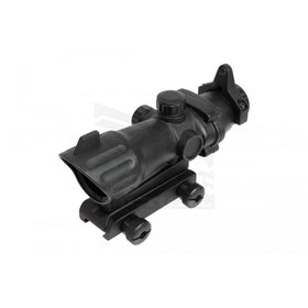 BOG SSR1703 ACOG Style Scope 4x32 (Black)-Scopes & Optics-Crown Airsoft
