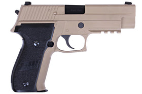 WE Tech MK25 GBB Pistol(Tan)-Pistols-Crown Airsoft