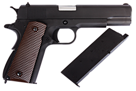 WE Tech Classic 1911 GBB Pistol A Version-Pistols-Crown Airsoft