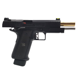 EMG / SALIENT ARMS INTERNATIONAL SAI 2011 DS PISTOL (5.1 / STEEL)-Pistols-Crown Airsoft