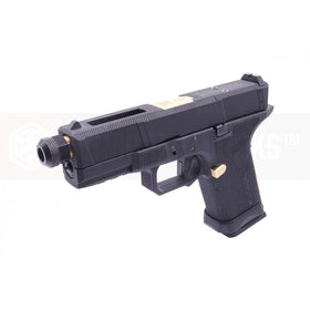 EMG / SAI UTILITY COMPACT (ALUMINIUM / GAS) - GOLD + GOLD + GOLD-Pistols-Crown Airsoft