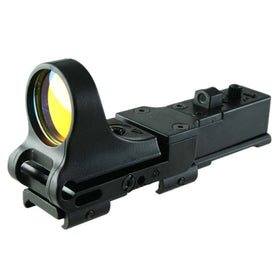 BOG SSR 0801 C-mor Reflex Sight (Black)-Scopes & Optics-Crown Airsoft