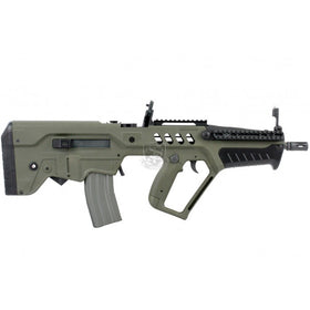 S&T T21 A.E.G (OD) (Explorer Version)-Rifles-Crown Airsoft