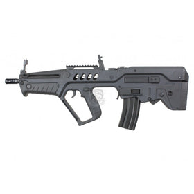 S&T T21 Carbine A.E.G with E.B.B. (BK) (Professional Version)-Rifles-Crown Airsoft