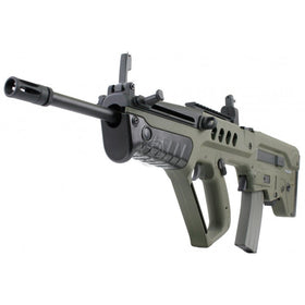 S&T T21 Standard A.E.G. with E.B.B. (OD)(Professional Version)-Rifles-Crown Airsoft