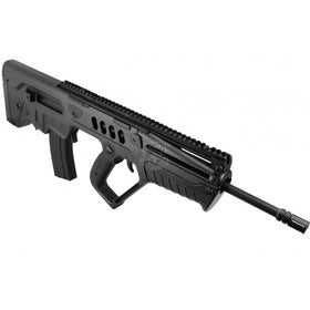 S&T T21 SAR FLAT TOP version Standard A.E.G with E.B.B. (BK)(Professional Version)-Rifles-Crown Airsoft