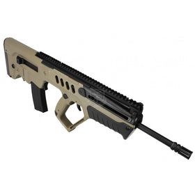 S&T T21 SAR FLAT TOP version Standard A.E.G with E.B.B. (DE) (Professional Version)-Rifles-Crown Airsoft