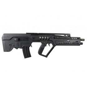 S&T T21 PRO Flat Top KEYMOD Standard with E.B.B. (BK) (Include Flash Light)-Rifles-Crown Airsoft