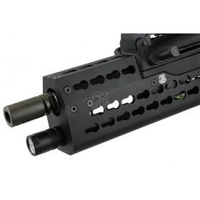 S&T T21 PRO Flat Top KEYMOD Standard with E.B.B. (OD ) (Include Flash Light)-Rifles-Crown Airsoft