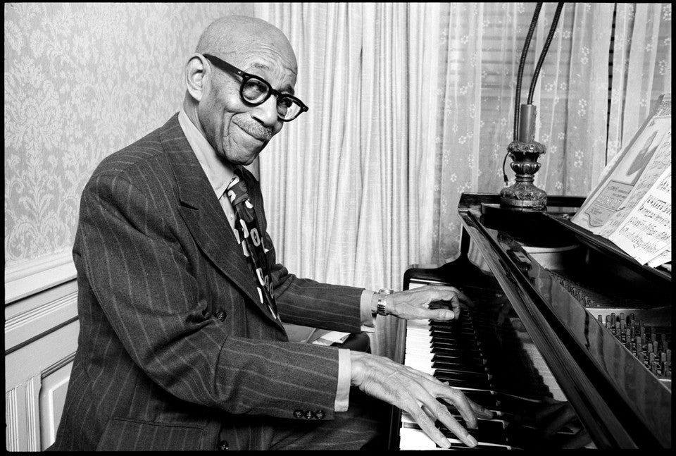 Eubie Blake - Influential Black Artists