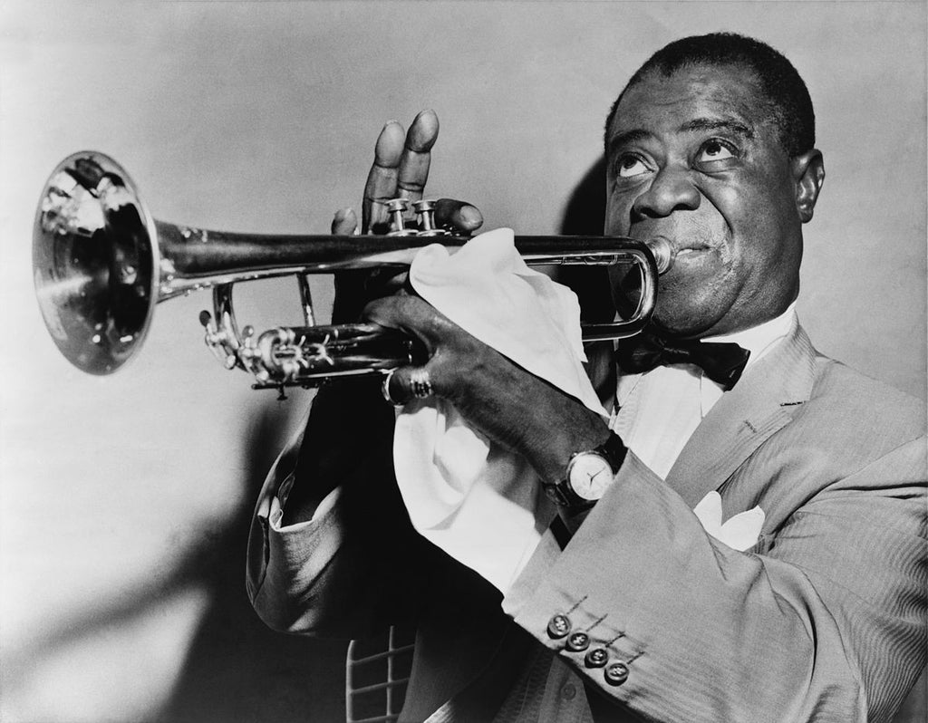 Louis Armstrong - Influential Black Artists