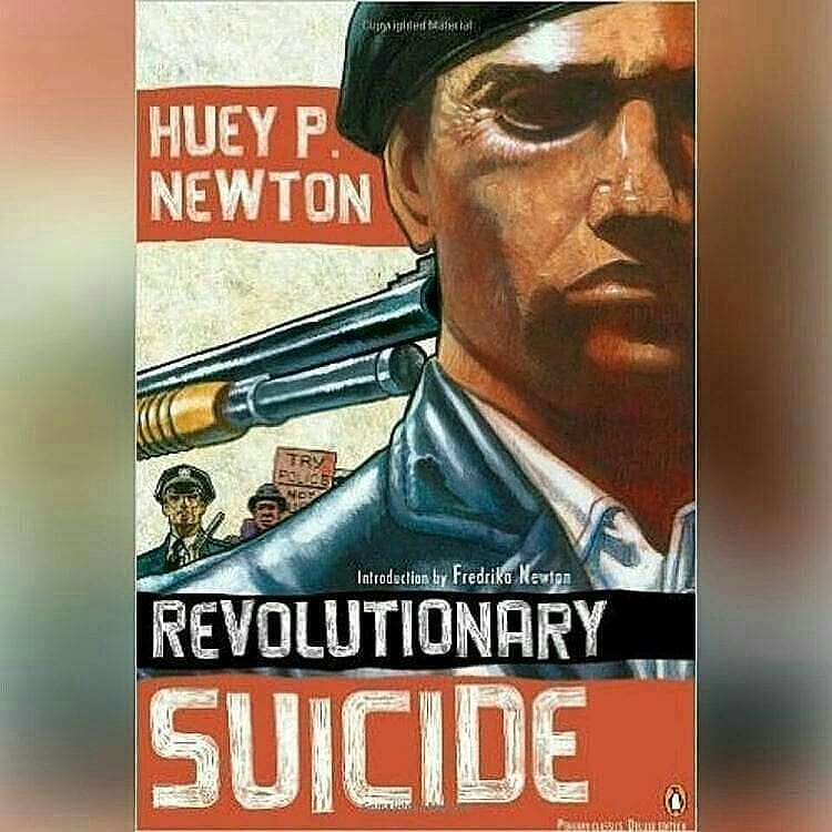 Revolutionary Suicide by Huey P....