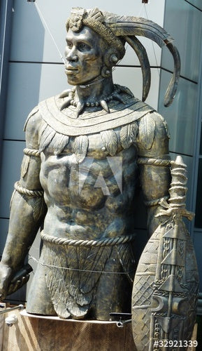 Influential Black Leaders - Shaka Zulu