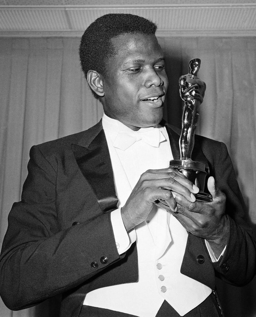 Influential Black Leaders-Sidney Poitier