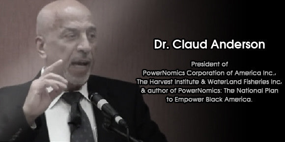 Dr. Claude Anderson - Influential Black Leaders