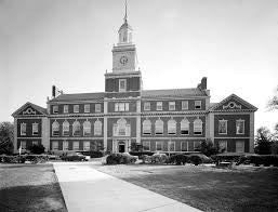 May 1, 1867 - First Four Students Enter Howard University