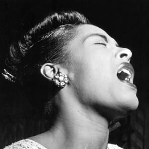 Influential Black Leaders - Billie Holiday