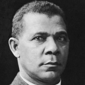 Influential Black Leaders - Booker T. Washington