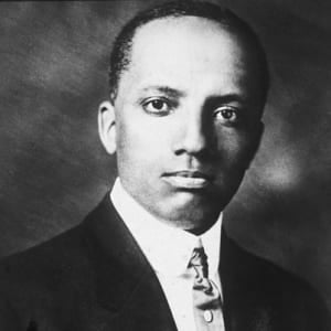Influential Black Leaders - Carter G. Woodson