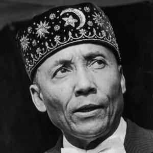 Influential Black Leaders - Elijah Muhammad