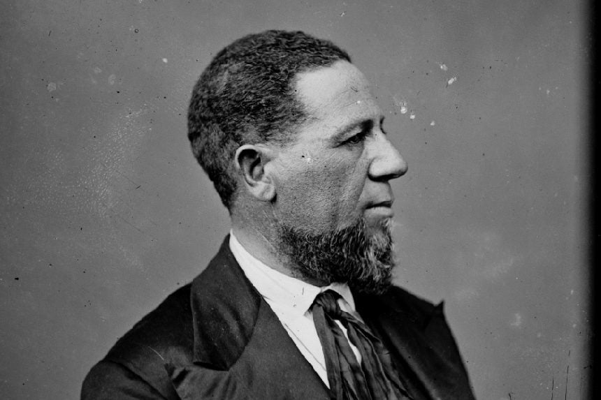 Influential Black Leaders-Hiram Rhodes Revels