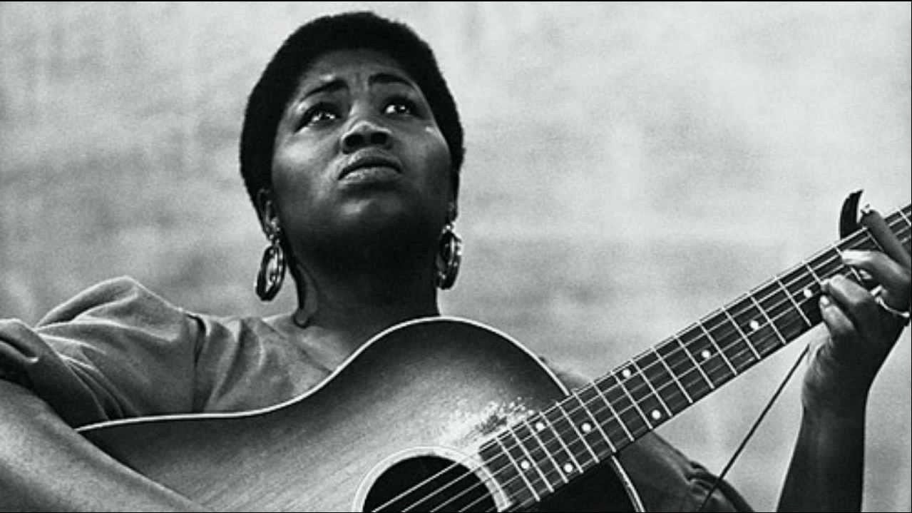 Influential Black Leaders - Odetta