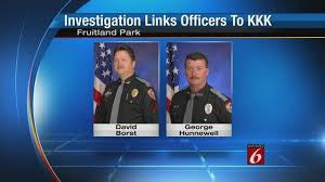 The New KKK: Police Departments Across America Are Being Run By Members of the Klu Klux Klan