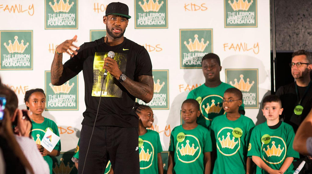 Lebron James ' School Proving Naysayers Wrong with Huge Gains in Test Scores