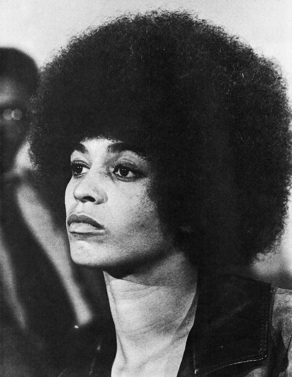 Angela Davis - Influential Black Leaders