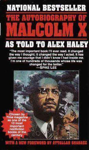 The Autobiography of Malcolm X as told by Alex Haley African American Books at United Black Books
