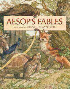 Download Aesop's Fables (1895) (Children's E-Comic), Urban Books, Black History and more at United Black Books! www.UnitedBlackBooks.org