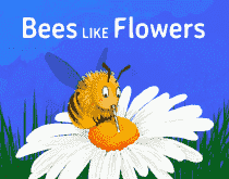 Download Bees Like Flowers (Children's E-Book), Urban Books, Black History and more at United Black Books! www.UnitedBlackBooks.org