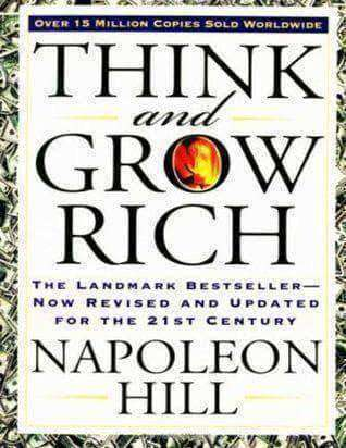 Download Think and Grow Rich by Napoleon Hill (E-Book), Urban Books, Black History and more at United Black Books! www.UnitedBlackBooks.org