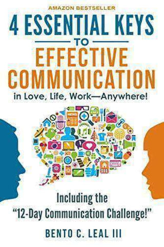 4 Essential Keys to Effective Communication in Love (E-Book)