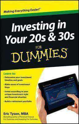 Download Investing In Your 20s and 30s For Dummies (E-Book) , Investing In Your 20s and 30s For Dummies (E-Book) Pdf download, Investing In Your 20s and 30s For Dummies (E-Book) pdf, Economics, Entrepeneur, Small Business books,