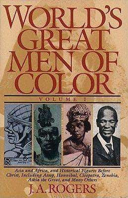 World's Great Men of Power by J.A. Rogers (E-Book) African American Books at United Black Books