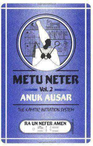 Metu Neter Volume 2 By Ra Un Nefer Amen (E-Book) African American Books at United Black Books