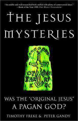 The Jesus Mysteries - Was the Original Jesus a Pagan God (E-Book) African American Books at United Black Books