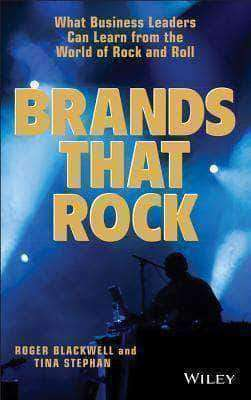 Brands That Rock - What Business Leaders Can Learn from the World of Rock and Roll (E-Book) African American Books at United Black Books Black African American E-Books