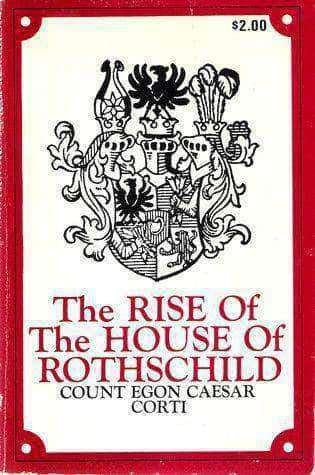 Download The Rise of The House of Rothchilds (E-Book), Urban Books, Black History and more at United Black Books! www.UnitedBlackBooks.org
