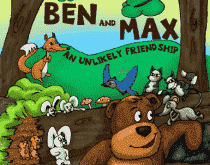 Download Ben and Max: An Unlikely Friendship (E-Book) , Ben and Max: An Unlikely Friendship (E-Book) Pdf download, Ben and Max: An Unlikely Friendship (E-Book) pdf, Children, Free, pwyw books,