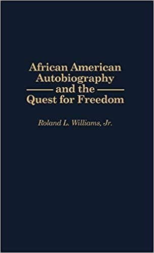 Download African American Autobiography and the Quest for Freedom: (Contributions in Afro-American and African Studies), Urban Books, Black History and more at United Black Books! www.UnitedBlackBooks.org