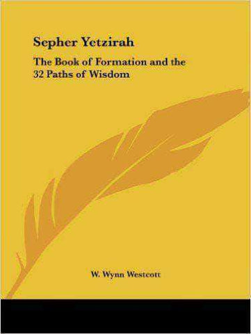 Sepher Yetzirah: The Book of Formation and the 32 Paths of Wisdom (E-Book) African American Books at United Black Books