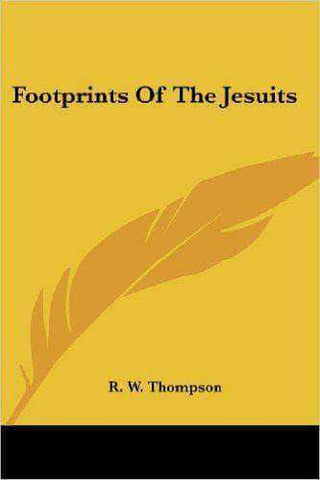 Download The Footprints of The Jesuits, Urban Books, Black History and more at United Black Books! www.UnitedBlackBooks.org
